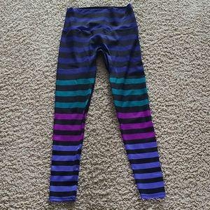 K-Deer izzy stripe 7/8 sneaker length medium